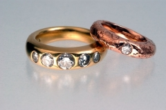 gold-diamond-rings